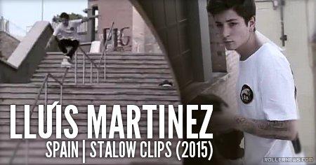 Lluis Martinez (Spain): Stalow Clips (2015)
