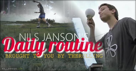 Daily Routine of Nils Jansons | 2015, TheRolling Short