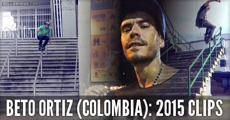 Beto Ortiz (Colombia, 35): Adany OG Clips (2015)