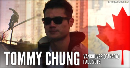 Tommy Chung (Vancouver, Canada): Fall 2013