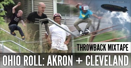Ohio Roll: Akron + Cleveland Throwback Mixtape