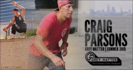 Craig Parsons (41): Grey Matter, Summer 2015