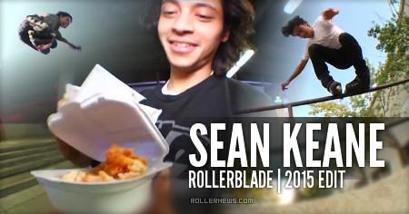 Sean Keane:  2015 Rollerblade Edit