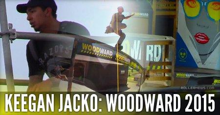 Keegan Jacko: Woodward 2015 by Patrick Andersen