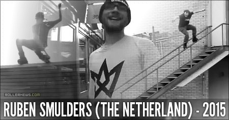 Ruben Smulders (The Netherland): 2015 Edit