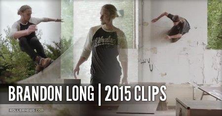 Brandon Long: 2015 Clips by Al Dolega