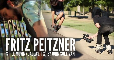 Fritz Peitzner: Still Movin (2015) Section