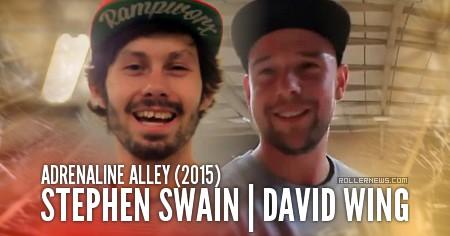Stephen Swain & David Wing: Adrenaline Alley (2015)