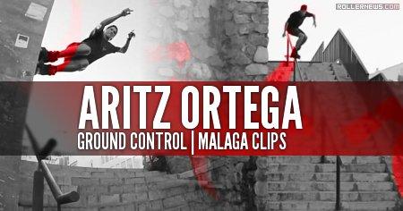 Aritz Ortega (Spain): GC Malaga Clips (2015)