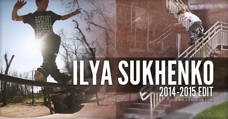 Ilya Sukhenko (Russia): 2014-2015 Edit