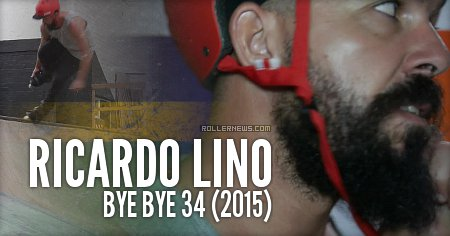 Ricardo Lino: Bye Bye 34 (2015)