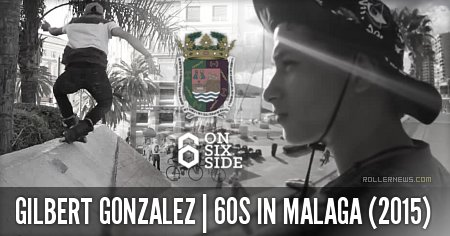 Gilbert Gonzalez (Spain): 60s in Malaga (2015)