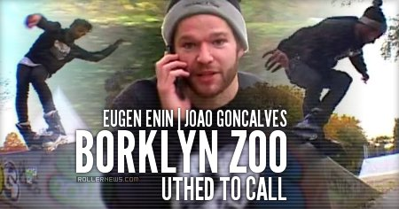 Borklyn Zoo: Uthed to Call (2015)