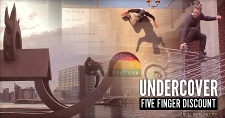 Undercover - Five Finger Discount (2015) - Intro