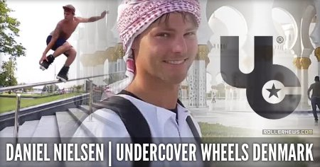 Daniel Nielsen: Undercover Wheels Denmark (2015)
