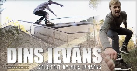 Dins Ievans (18, Latvia): Therolling, 2015 Street Edit