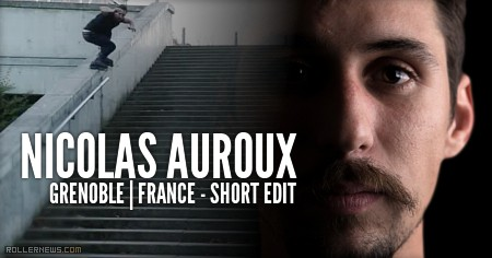 Nicolas Auroux (France): Dazone Short Edit (2015)