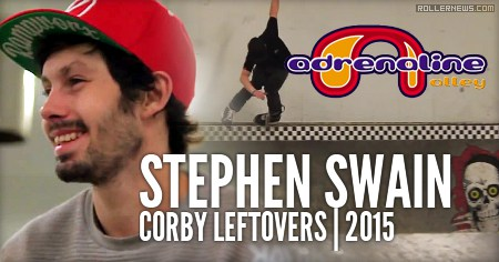 Stephen Swain: Corby leftovers (2015)