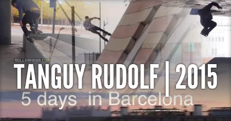 Tanguy Rudolf (16): Barcelona Edit (Autumn 2015)