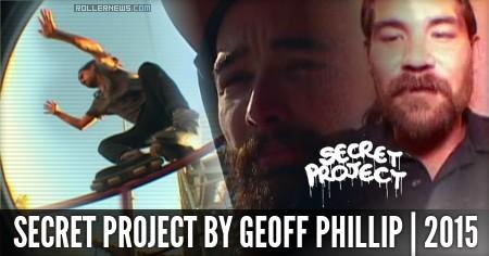 Secret project by Geoff Phillip (2015): Trailer