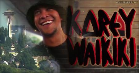 Korey Waikiki: Razors Promo by Ian Walker