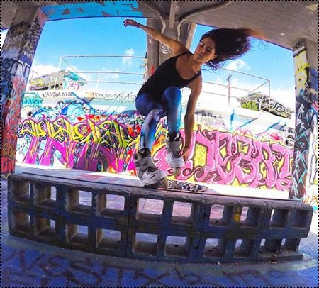 Photo of the day: Coco Sanchez - in my zone