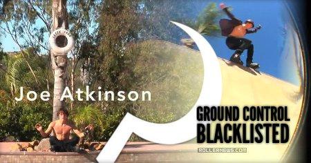Joe Atkinson: Ground Control, Blacklisted (2015)