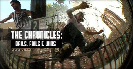 The Chronicles: Bails, Fails & Wins (2015)