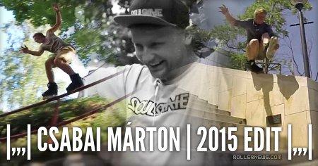 Csabai Marton (Hungary): Soulskate 2015 Edit