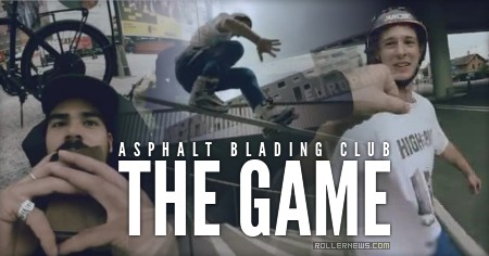 Asphalt Blading Club | The Game (2015)