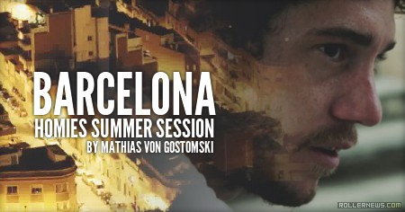 Barcelona (Spain): Homies Summer Sessions (2015)