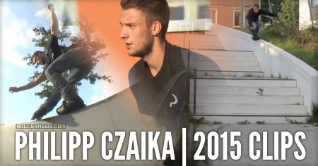 Philipp Czaika (Germany): Razors 2015 Clips