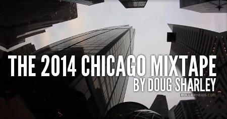 The 2014 Chicago Mixtape by Doug Sharley