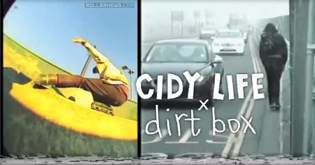 Cidy Life x Dirt Box (2015) by Ryan Gillett