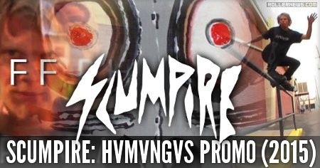 Geoff Philipp: HVMVNGVS Promo Clips (2015)