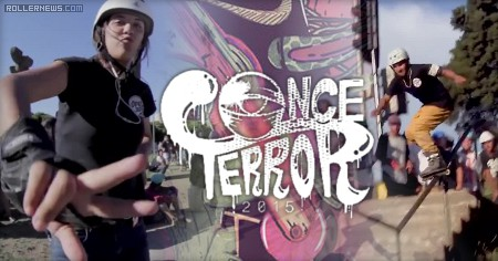 Conce terror 2015 (Chile): Edit by Alexi Ledesma