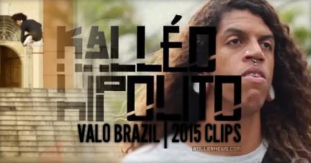 Kalleo Hipolito Valo Brazil: Strange (2015) Clips