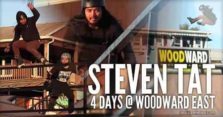 Steven Tat: 4 days at Woodward East (2015)