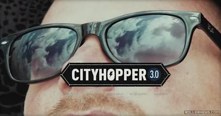 Sven Boekhorst: Cityhopper World (2015) Teasers