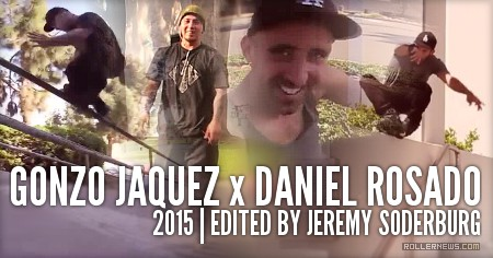 Gonzo Jaquez x Daniel Rosado (2015)