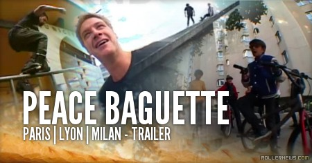 Peace Baguette (France + Italy): Trailer
