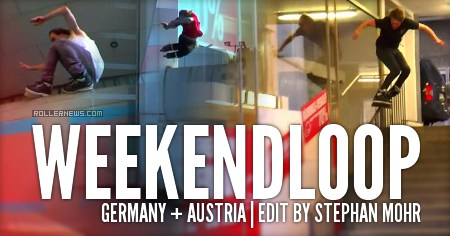 Weekendloop by Stephan Mohr (Summer 2015)