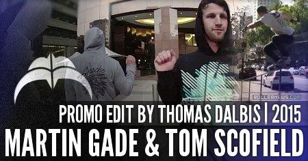 Martin Gade and Tom Scofield (Razors Australia): Promo Edit by Thomas Dalbis (2015)