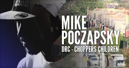 Mike Poczapsky: DRC, Choppers Children (2015)