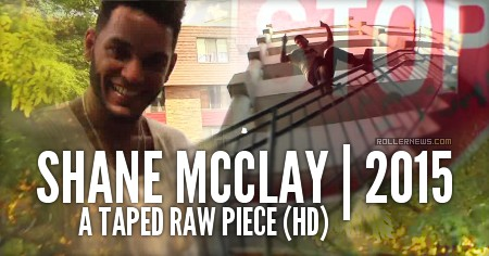 Shane McClay: Taped Raw (2015)