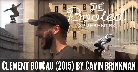 Clement Boucau x The Booted by Cavin Brinkman