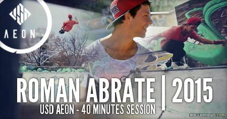 Roman Abrate (2015): Aeon hour - USD Edit