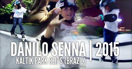 Danilo Senna (9, Brazil): 2015 Caio Radical Edit