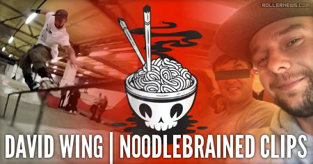 David Wing (UK): Noodlebrained Clips (2015)
