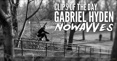 Clips of the day: Gabriel Hyden (Austria, 2015)